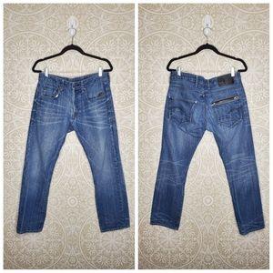 G Star Raw Attacc Slim Straight Jeans 31×30